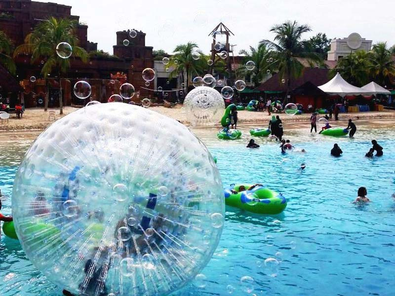 Zorb Ball - Lost World of Tambun
