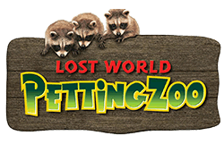 Lost World Petting Zoo logo