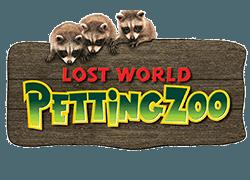Lost World Petting Zoo logo