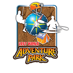 Lost World Adventure Park logo