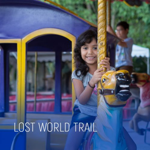 Lost World Trail
