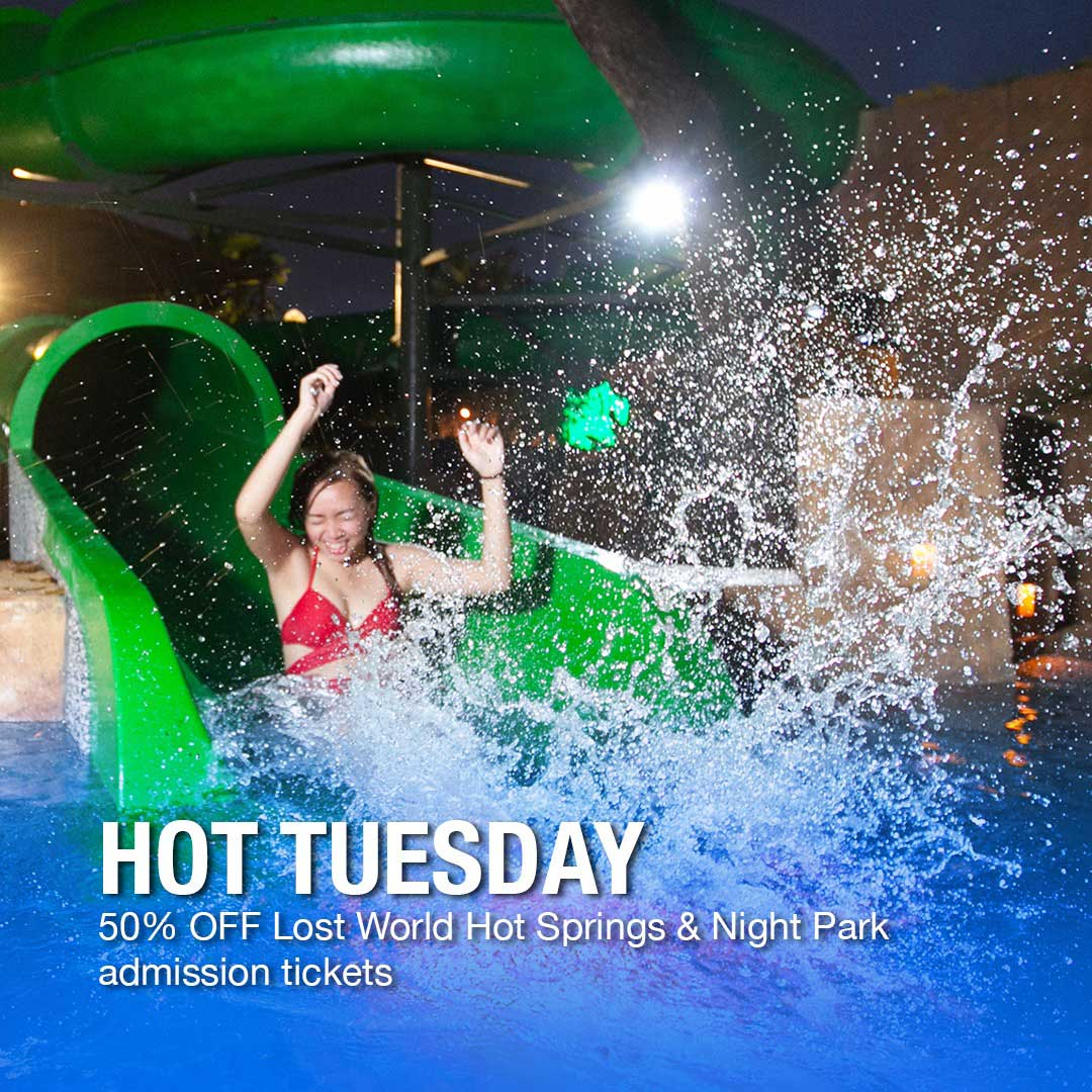 Hot Tuesday