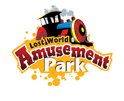 Lost World Amusement Park logo