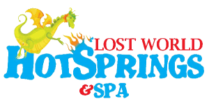 Lost World Hot Springs & Spa Logo