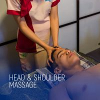 Head And Shoulder Massage