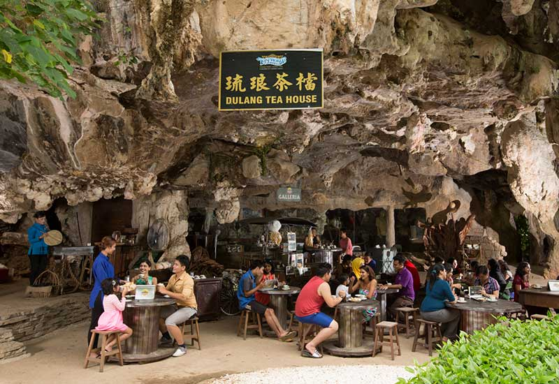 Dulang Tea House - Lost World of Tambun