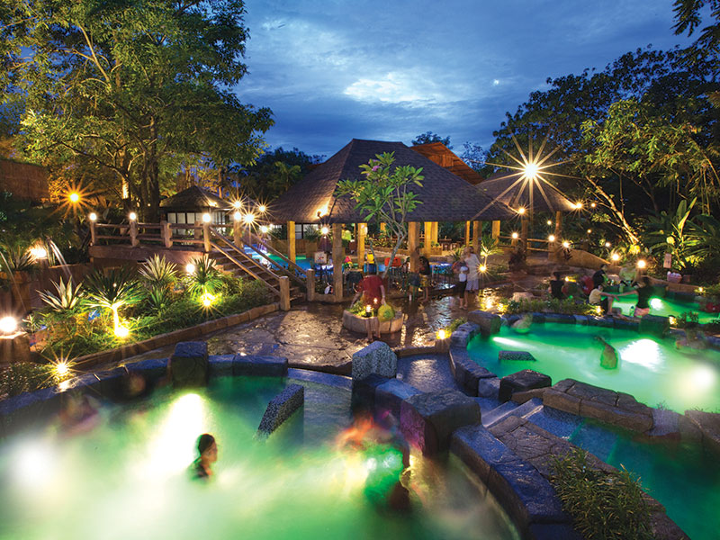 The Night Park - Lost World of Tambun Theme Park