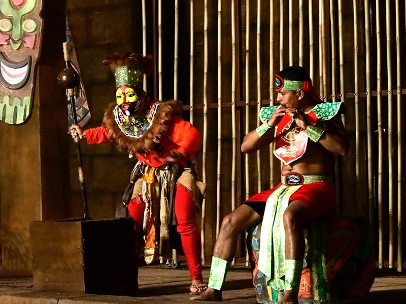 Tales of the Tribe - Lost World of Tambun Show