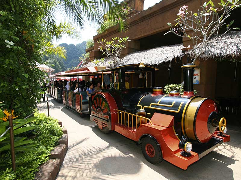 Adventure Express - Lost World of Tambun