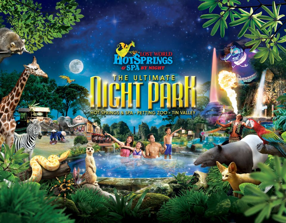 The Ultimate Night Park