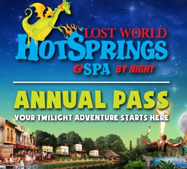 Promotion - Annual Pass