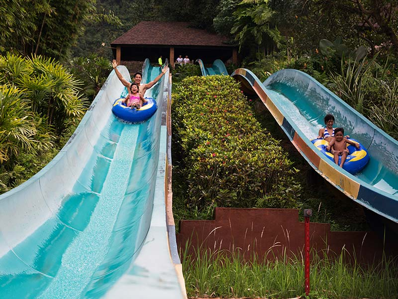 Cliff Racer - Lost World Water Park