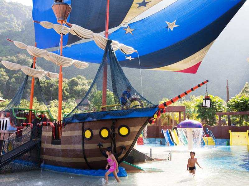 Kids Explorabay - Lost World Water Park